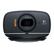 Logitech C525 HD Webcam, Black