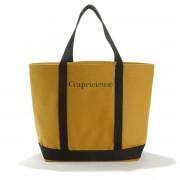 "VANESSA BRUNO Shopper mit Aufschrift ""Ccapricieuse"""
