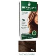 Antica Erboristeria Spa Herbatint ® Colorante Naturale Per Capelli Kit (*) 135 Ml - Colore 5n Castano Chiaro