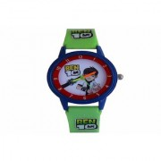VITREND(R-TM)Latest Good Looking Ben 10 Analog Round Dial Watch for Boys and Girls(Sent As Per Available Colours)