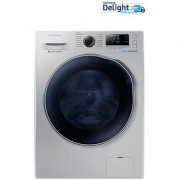 Samsung 8 Kg Fully Automatic Front Load Washing Machine (WD80J6410AS White)