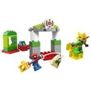 Lego Omul Paianjen Contra Electro