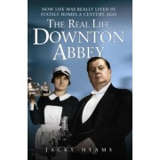 The Real Life Downton Abbey: How Life Was Really Lived in Stately Homes a Century Ago, Paperback