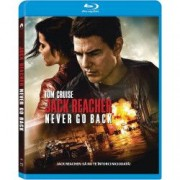 Jack Reacher - Never Go Back Blu-Ray