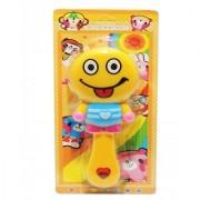 6th Dimensions Smiley Mini Brush for Female Kids