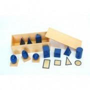 Montesori set geometrijskih tela 14046