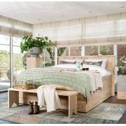 Livengo Steigerhout bed Modern 3.0