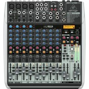 Behringer QX1622USB mixer audio 16 canali