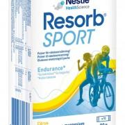 Resorb Sport Citron Dospåsar 10 st