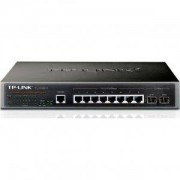 ТП Линк /TP-LINK/ SG-3210 суич 8 порт 10/100/1000+2x1000Mbps SFP +1Console Port, Rack - TP-TL-SG3210