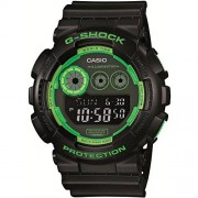 Casio G-SHOCK Digital Montre GD-120N-1B3 - Noir