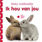 Spiru Baby Voelboekje: Ik hou van jou