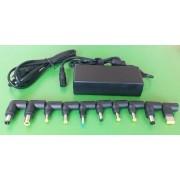 Gembird laptop punjac AC 90W + QC3.0 mobilni punjac quick charge 3A, auto-voltage 1270 (NPA-AC5D)