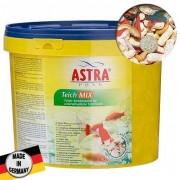 ASTRA TEICH MIX 5 l kombinované krmivo pro různé druhy zahradních ryb