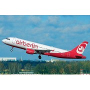 MODEL SET AIRBUS A320 AIRBERLIN - REVELL (RV64861)