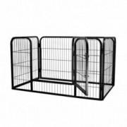 OUTIROR Enclos acier pour chien ou autre animal de compagnie