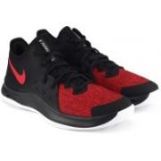 Nike AIR VERSITILE III Basketball Shoe For Men(Red, Black)
