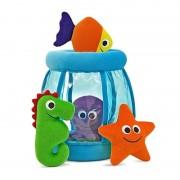 Melissa Doug acvariul cu animale marine din plus