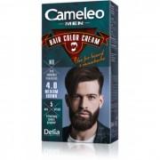 Krema za bojenje kose, brade i brkova CAMELEO MEN smeđa 4.0