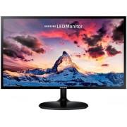 "Monitor LED Samsung 27"" LS27F350FHUXEN, Full HD (1920 x 1080), HDMI, VGA, 4 ms (Negru)"