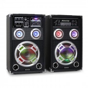 Skytec KA-08 set di altoparlanti karaoke 600W