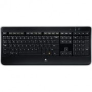 Teclado logitech k800 iluminated wireless