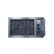Chad-O-Chef Hob Drop in Braai - 3 burner 316-stainless-steel