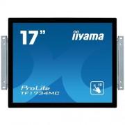 Monitor iiyama TF1734MC-B1X, 17'', LCD, open frame