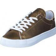 adidas Originals Courtvantage W Copper Met./Copper Met./Ftwr W, Skor, Sneakers & Sportskor, Låga sneakers, Blå, Brun, Brons, Dam, 36