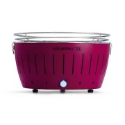 LotusGrill Grill Lila 43,5 cm