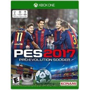 Konami Pro-Evolution Soccer 2017 Xbox One Standard Edition
