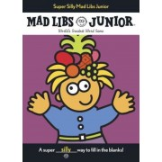 Super Silly Mad Libs Junior, Paperback