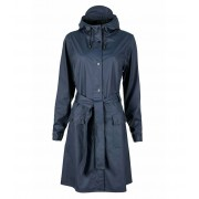 Rains Regenjassen Curve Jacket Blauw