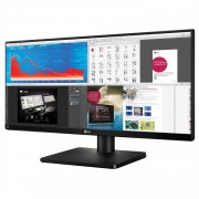 MONITOR LED MULTIMEDIA LG 29UB67-B - 29'/72CM IPS - 2560X1080 - 21:9 - 300CD/M2 - 5MS - 2X5W - 2XHDMI - DVI-D - DISPLAYPORT - PIVOTANTE - ALTURA REGUL