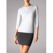 Wolford Pure Pullover - 1001 - S