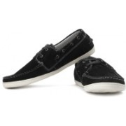Steve Madden Aspirre Sneakers For Men(Black, White)