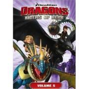 Dreamworks' Dragons: Riders of Berk: The Legend of Ragnarok (How to Train Your Dragon TV) Volume 5 by Simon Furman