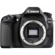 Canon EOS 80D - Corpo - 4 ANNI DI GARANZIA IN ITALIA