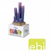 EBI AQUA DELLA CORAL MODULE S stove pipe sponges purple 5x5x10,5cm
