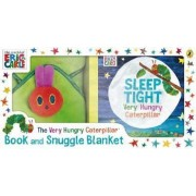 Very Hungry Caterpillar Book and Snuggle Blanket, Paperback