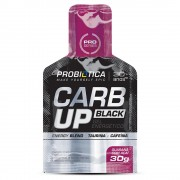 CARB-UP BLACK PROBIOTICA GEL GUARANÁ COM AÇAI COM 1 UNIDADE