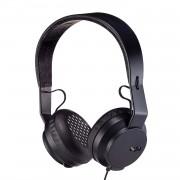 The House of Marley The Roar On-Ear Headphones - слушалки за iPhone, iPod и устройства с 3.5 мм изход (черен) (bulk)