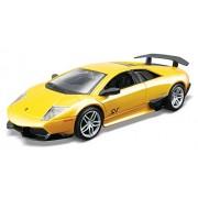 Bburago 1/32 Plus - Lamborghini Murcielago LP670-4 SV, Yellow