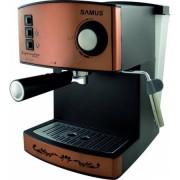 Espressor Samus Espressimo 15 bar, 850 W, Bronz