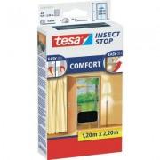TESA COMFORT szúnyogháló ajtóra, 2,2 x 1,3 m, antracit (530496)