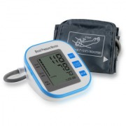 Thermocare Smart Talking Microcomputer Intelligent Automatic Digital BP Monitor with digital thermometer