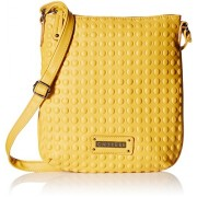 Caprese Pixie Women's Sling Bag (Yellow)