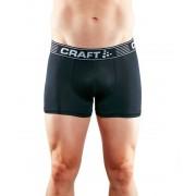 Craft M's Greatness Boxer 3-Inch Black/White S 2018 Underkläder för cykling
