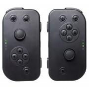 Mando de juego inalámbrico Bluetooth 400 mAh izquierda y derecha Joy Con Joypad Gamepad para Nintend NS Switch Console Con cable de tipo C LANG