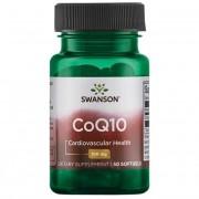 Swanson Koenzym Q10 100 mg 50 kapslí - 50 kapslí